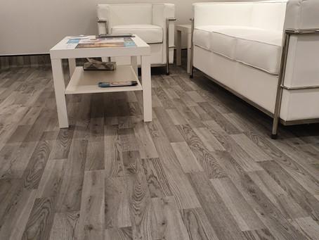 New flooring for Harley Street practice