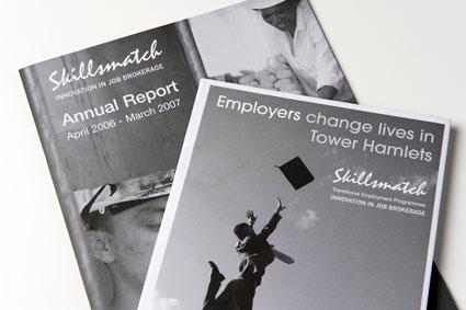 Annual Report: Skillsmatch
