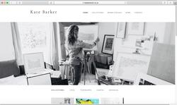 Kate Barker Art Website