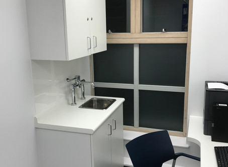 Charter Medical Centre, Hove: Two New Consulting Rooms Created