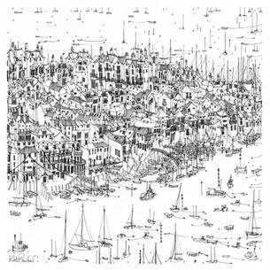 Harbour Views II