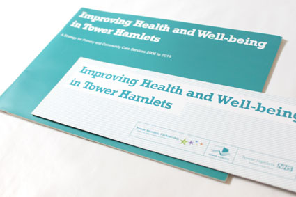 Annual Report and Leaflet: NHS