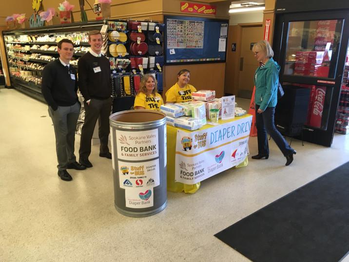 5 - Donating Diapers.JPG