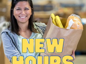 Expanded Food Bank Hours