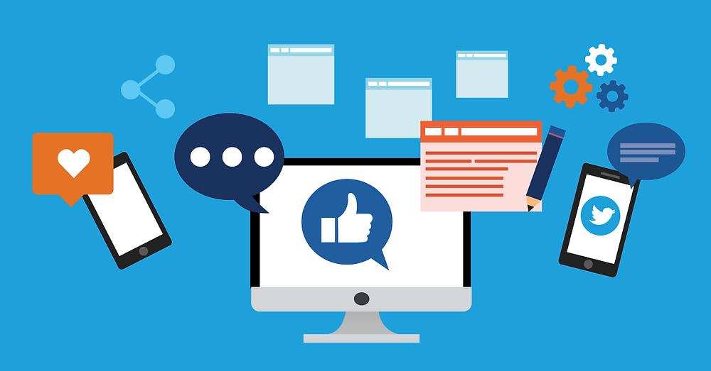 grow school enrollment content marketing