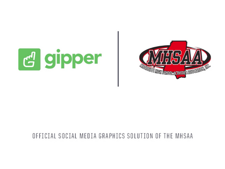 Signs Partnership to Become the Official Social Media Graphics Solution of the MHSAA