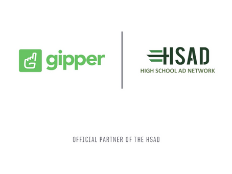 Gipper Signs Partnership to Become an Official Partner of the HSAD