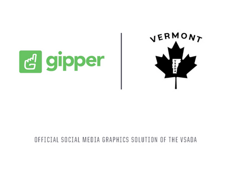 Gipper Signs Partnership to Become the Official Social Media Graphics Solution of the VSADA