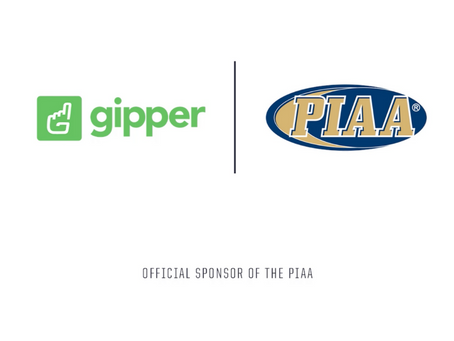 Gipper Signs Partnership to Become an Official Sponsor of the PIAA