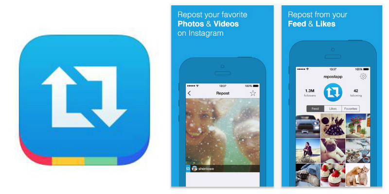 repost app for school social media