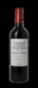Vin Graves Rouge 2016 - Château de Portets