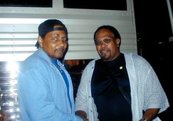 Aaron Neville & Ken Williams