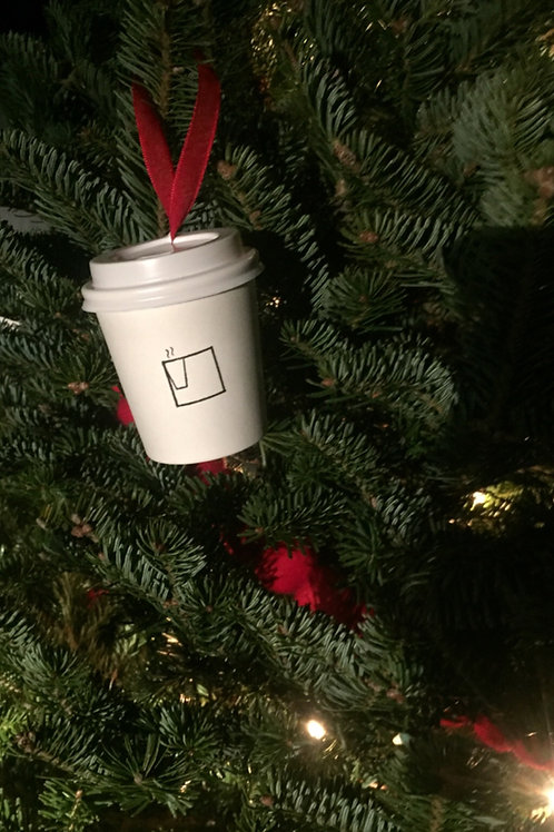 JAVA CUP Ornament