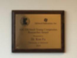 ASC award plaque.jpg