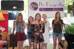 Dragonfly Cafe 2017