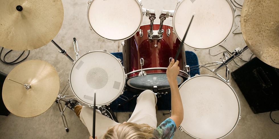 Kids Drum &  Percussion Circle