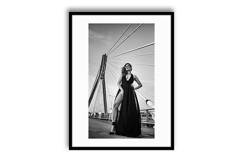"WOMEN ""Bridge"" 50x75 - SKU107001"