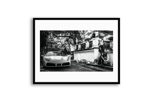 """CARS """"007"""" 50x75 - SKU 132001"""