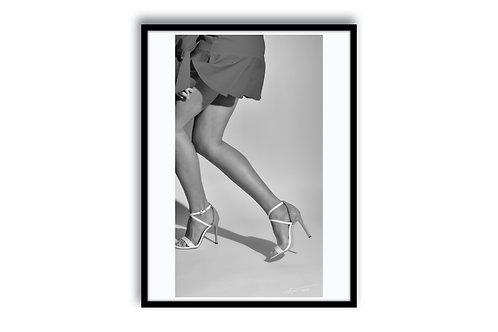 """LEGS """"Walk"""" 50x75 - SKU 115001"""