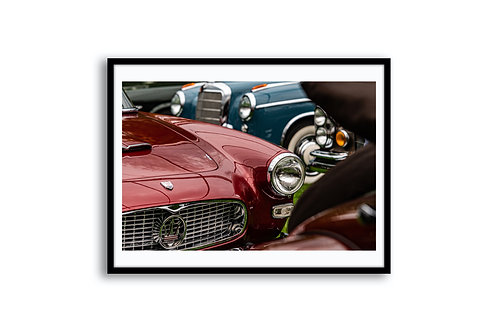 "CARS ""Classic"" 100x150 - SKU 140003"