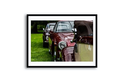 "CARS ""Classic"" 50x75 - SKU 157001"