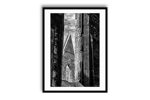 "ARCHITECTURE ""Aegidienkirche"" 100x150 - SKU97003"