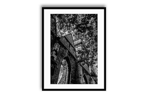 "ARCHITECTURE ""Aegidienkirche"" 100x150 - SKU96003"
