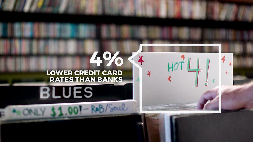 Four Percent :15