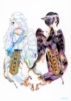 タナトスとヒュプノス