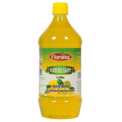FLOROMA ULTRA SOFT SOAP OIL LIME 1L