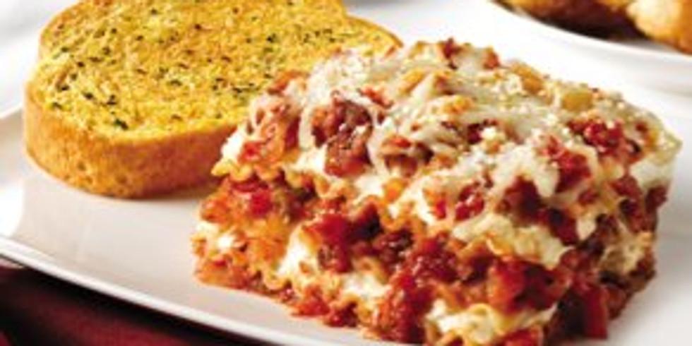 CDO Lasagna Cook-Off!
