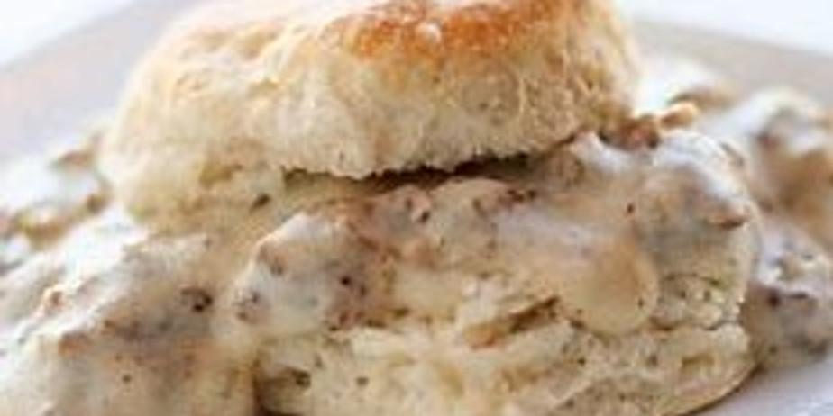 Biscuits & Gravy Prayer Breakfast and Work Day