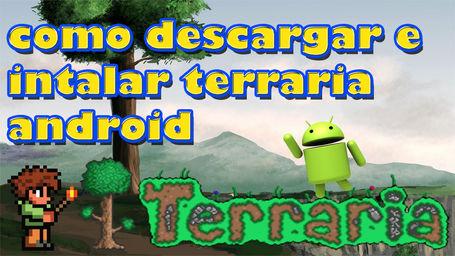 terraria para android apk full