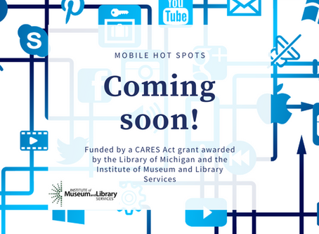 Look for a great new service, coming soon!