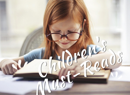 Must Reads: 50 Books all Kids Should Read by Age 12