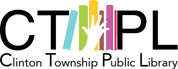 The Clinton Township Public Library Logo