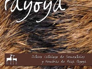 Presentamos el Octavo Catálogo de Sementales y Hembras de Raza Payoya