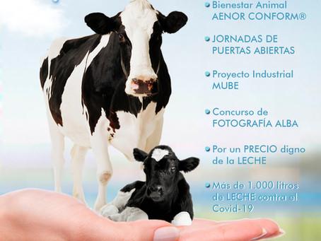 """Nace """"Somos La Leche"""" nuestra primera revista de información al Socio."""