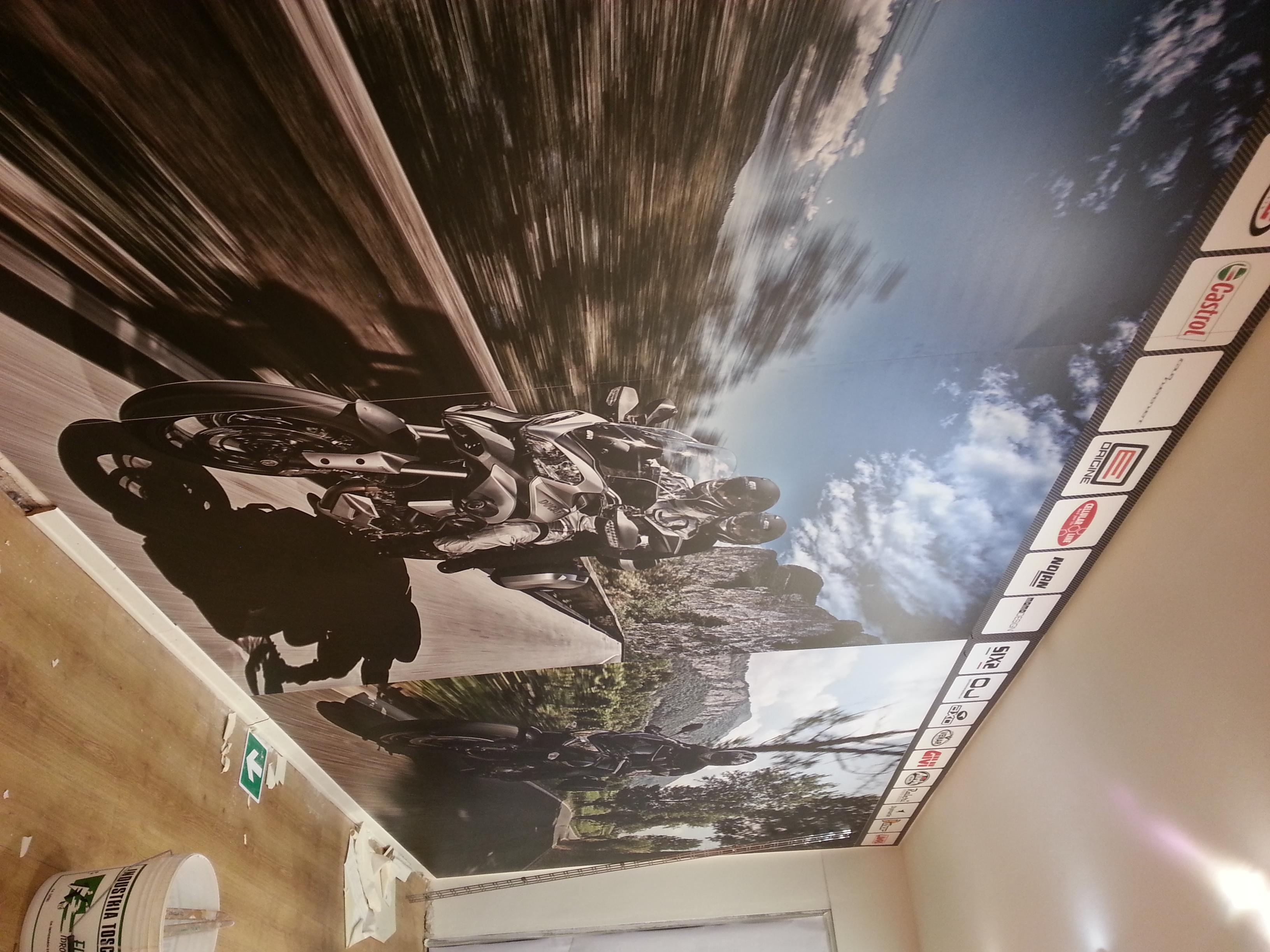 Decorazione pareti FUORIGIRI