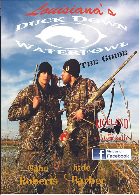 "Duck Down Waterfowl ""The Guide"" DVD"