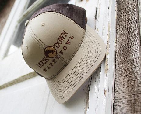 DDW Khaki/Coffee Cap