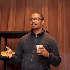 Justin Ellington, sound designer