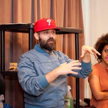 Matt Saunders, set designer
