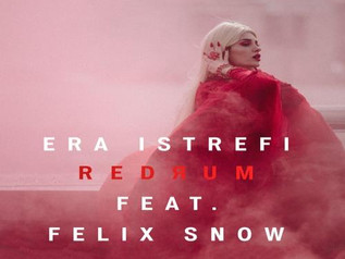 HIT NÚMERO 1: Era Istrefi Feat. Felix Snow - Redrum. Del 1 al 7 de Noviembre 2017.