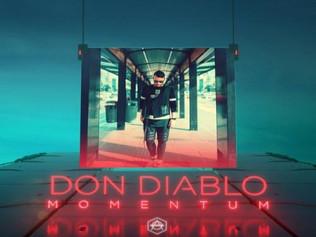 HIT NÚMERO 1:Don Diablo - Momentum . Del 16 al 22 de Abril 2018.