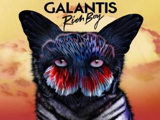 HIT NÚMERO 1: Galantis - Rich Boy. Del 23 al 30 de Noviembre 2017.