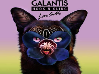 HIT NÚMERO 1: Galantis & Hook N Sling - Love On Me.Del 8 al 14 de Mayo 2017.