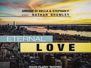 HIT NÚMERO 1: Simone Di Bella & Stephan F Ft. Nathan Brumley - Eternal Love. Del 10 Al 16 De Feb