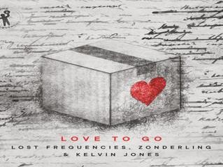 """Nº1: Lost Frequencies & Zonderling & Jones - Love To Go. """"Sintetizando"""" (Del 11 Al 17 Enero 2021)"""