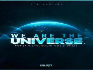 """Nº1:Fonsi Nieto  - We Are The Universe. """"El Fonsi más Solidario. (Del 23 Al 30 De Noviembre)"""